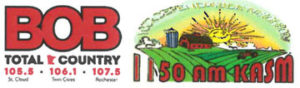KASM 1150 AM Radio, Albany Minnesota